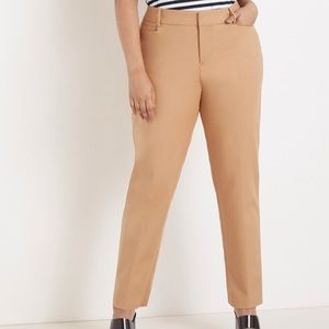 Eloquii Kady Fit Double Weave Pant